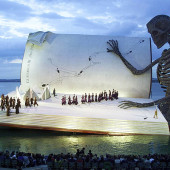 The Marvelous Floating Stage of the Bregenz Festival, Austria 01