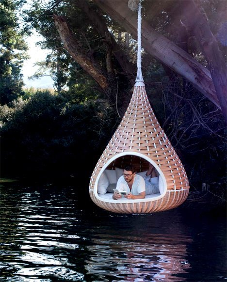 The relaxation spot