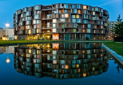 Tietgen Kollegiet, Copenhagen, Denmark