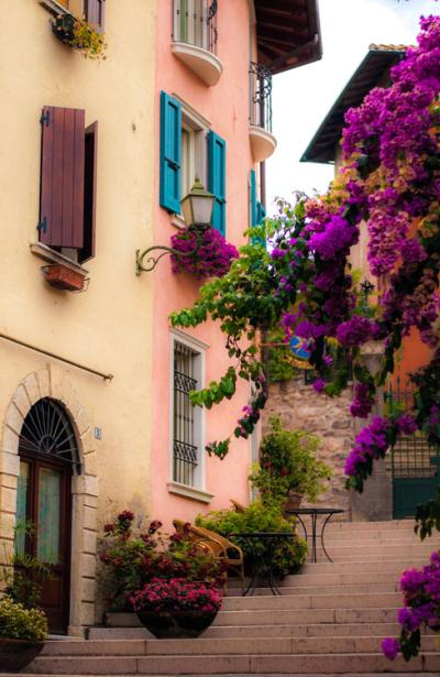 Gardone Riviera, Brescia, Italy