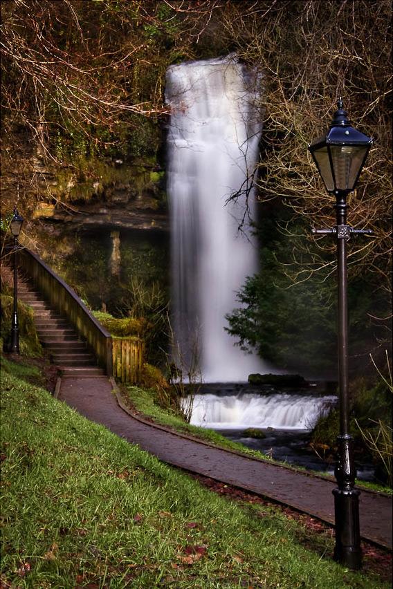 glencar waterfall ireland wallpaper - photo #15
