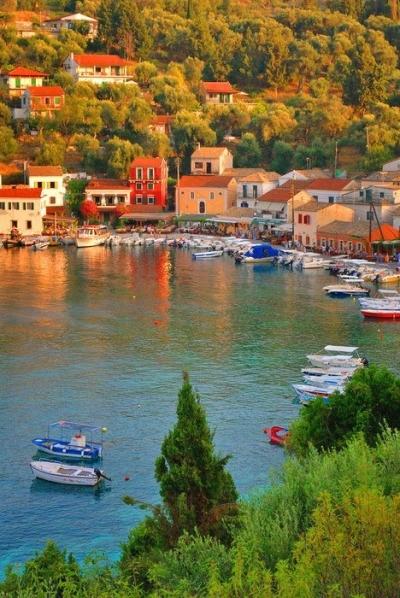 Paxos Islands, Greece