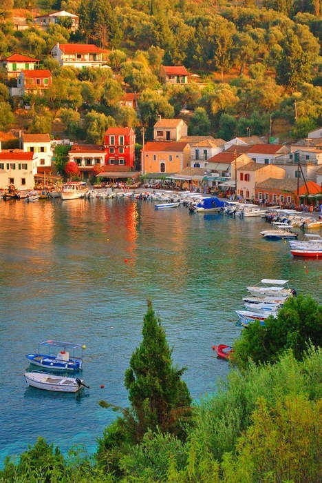 Paxos Islands, Greece