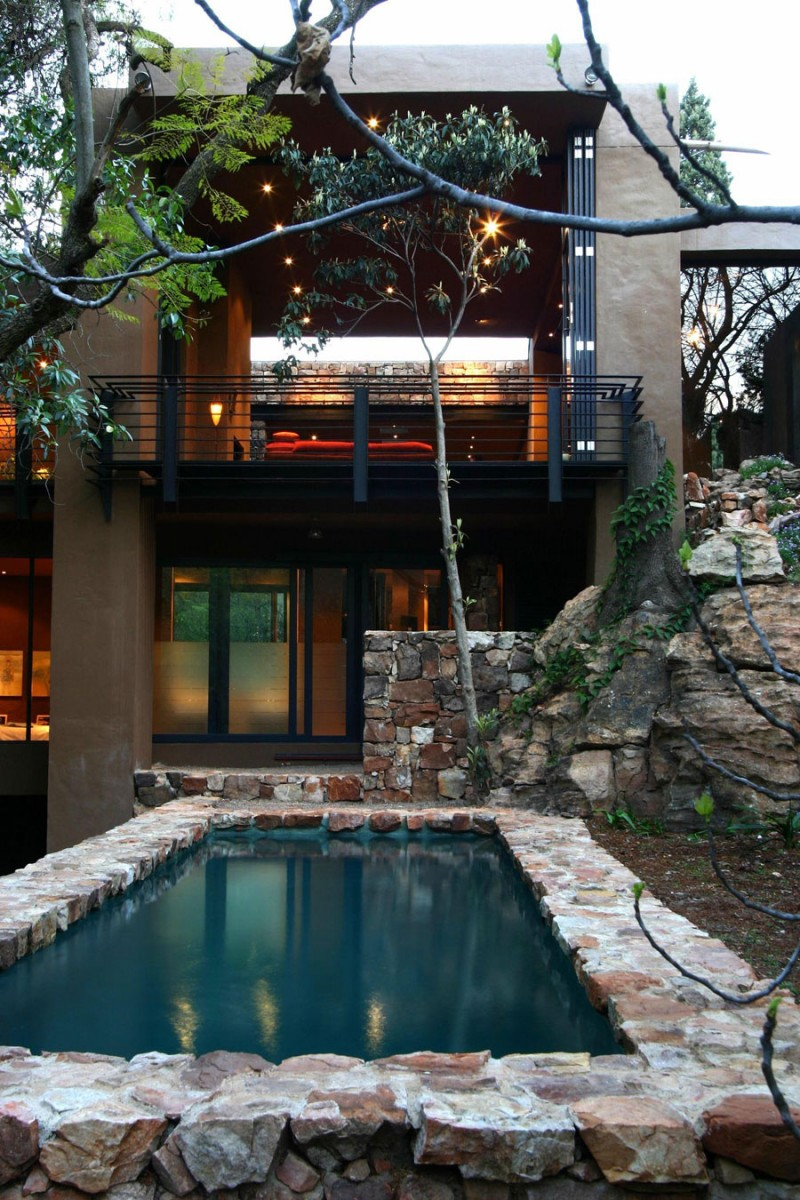 Treehouse in Johannesburg, South Africa