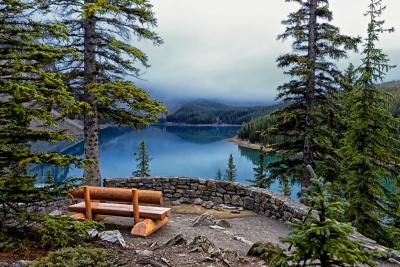 Turquoise, Lake Moraine, Canada