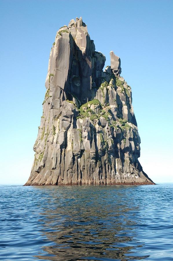 Urup Island, Russia
