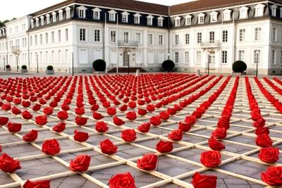 1000 Roses, Zweibrücken, Germany