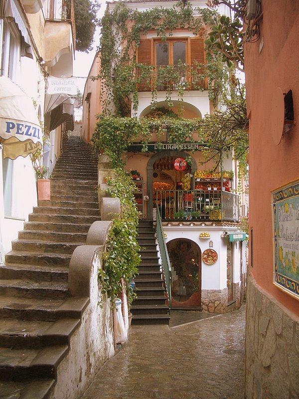 Delikatessen, Positano, Italy