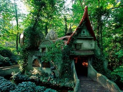 Forest House, Efteling, The Netherlands