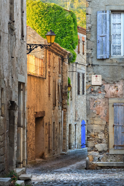 Medieval, Lagrasse, France
