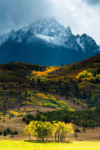 Mount Sneffels, Colorado