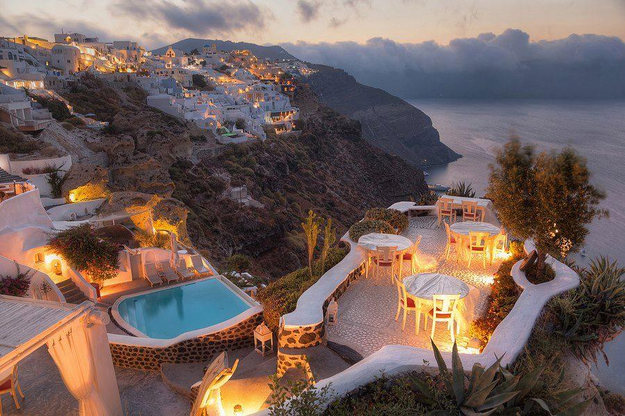 Andronis Luxury Suites, Santorini, Greece
