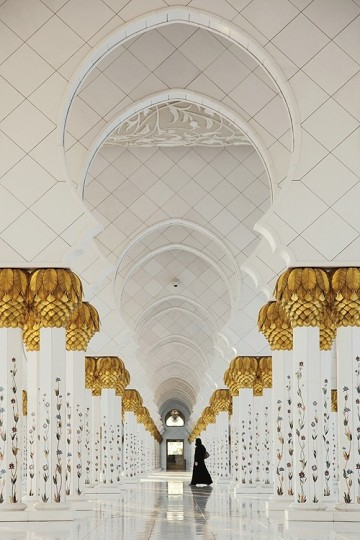 Sheikh Zayed Mosque - Abu Dhabi, UAE