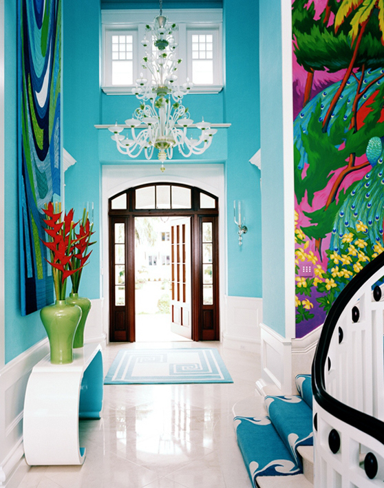 Turquoise Entry, Captiva, Florida