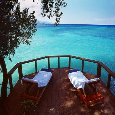 Turquoise Sea, Jamaica