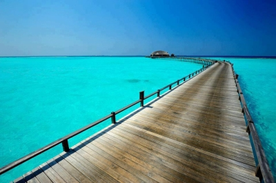 Walk of lifetime, Maldives