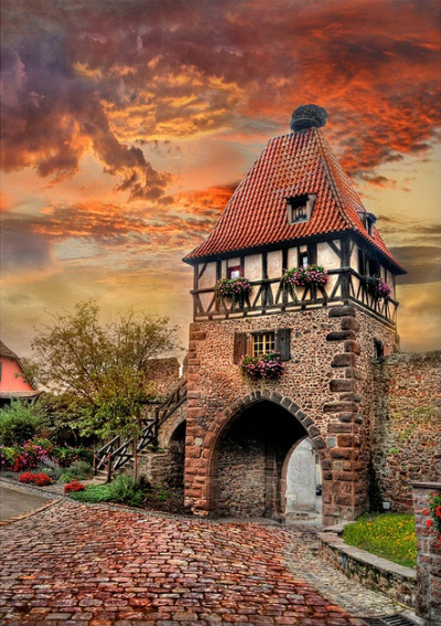 Chatenois, Alsace