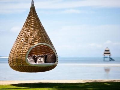 Cocoon hammock, Philippines
