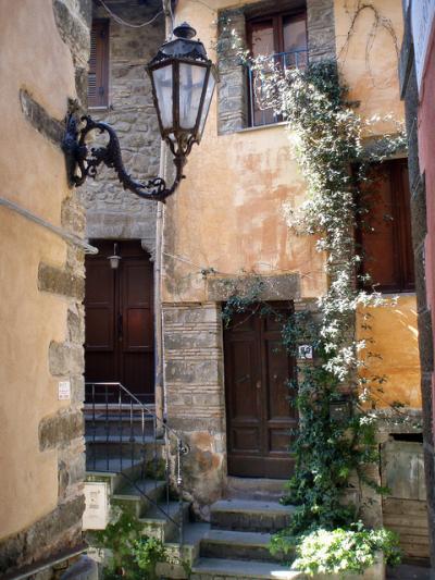 Lantern, Trevigano Romano, Italy