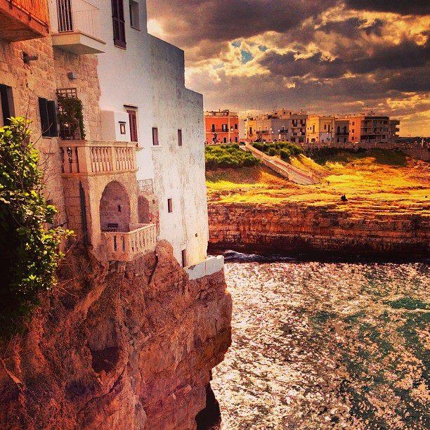 Polignano A Mare, Bari, Italy