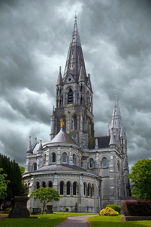Saint Fin Barres Cathedral Cork Ireland Photo On