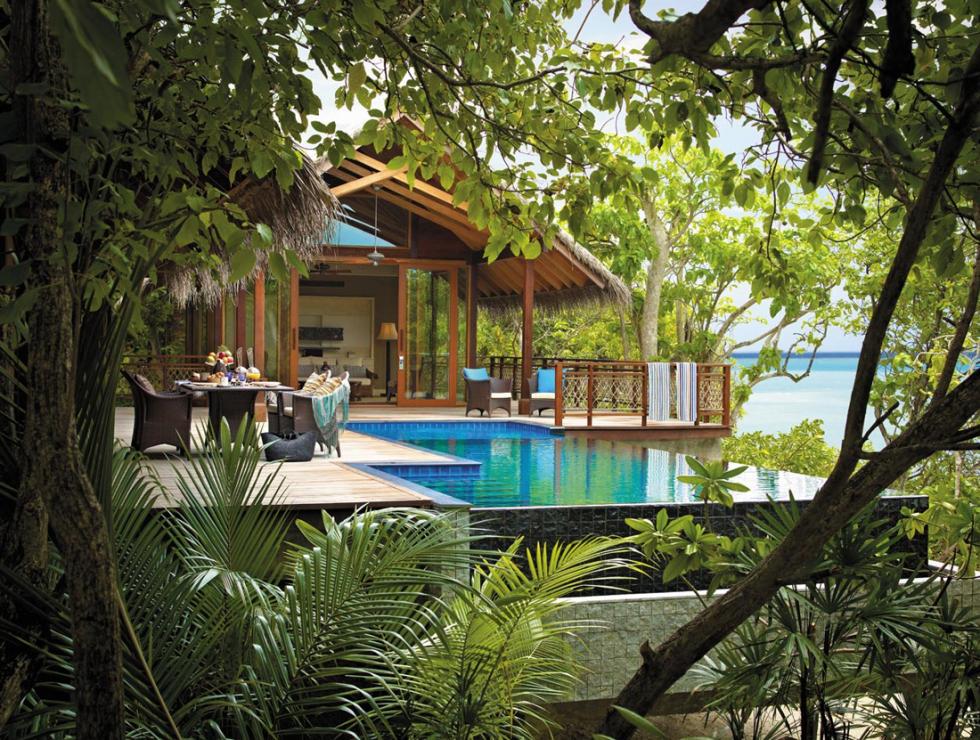 Shangri-La Resort & Spa, Maldives