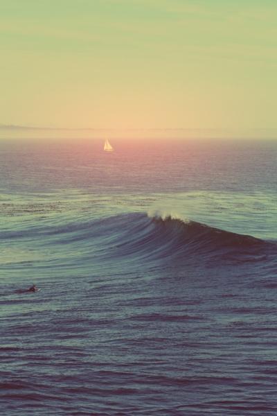 Ocean…