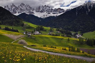 Santa Maddalena, Trentino-Alto Adige, Italy