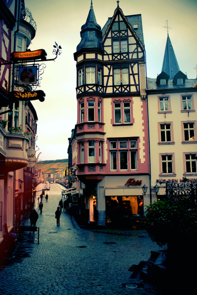 Ancient, Bernkastel-Kues, Germany