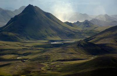 Markarfljót, Iceland