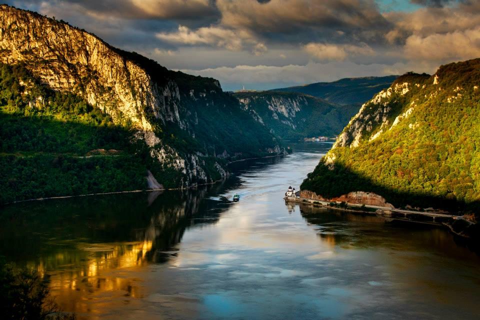 Danube Gorge, Mehedinți, Romania