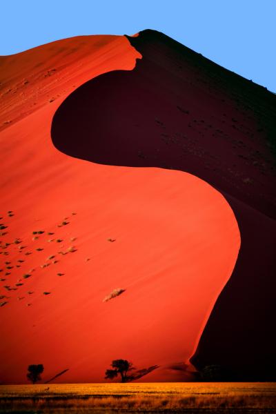 Dune 45, Namibian Desert