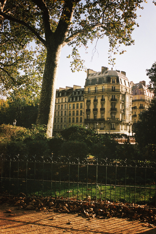 Early Autumn, Paris, France