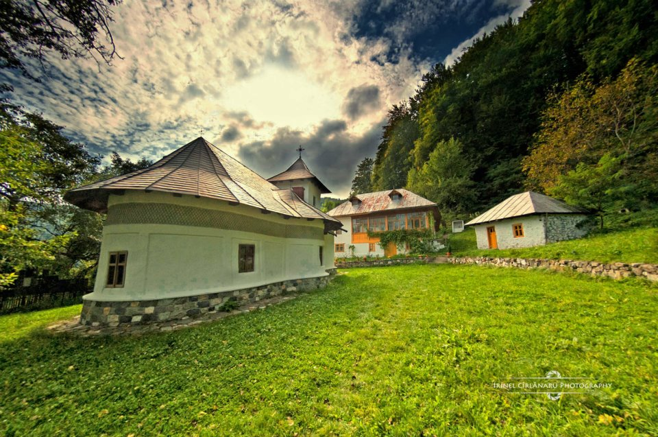 Locurele Monastery, Gorj, Romania
