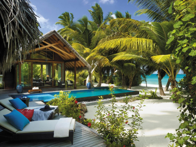 Shangri La Resort and Spa, Maldives