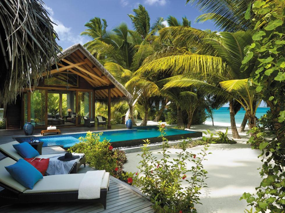 Shangri La Resort and Spa, Maldives