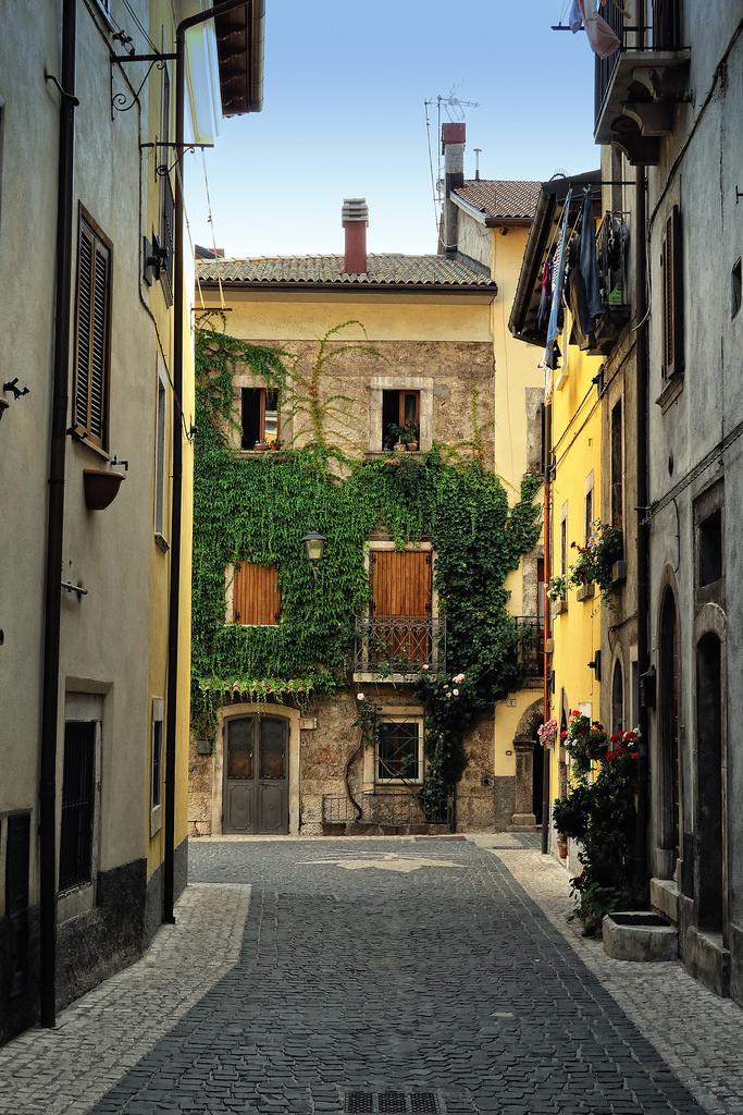 Ivy House, Pescasseroli, Italy