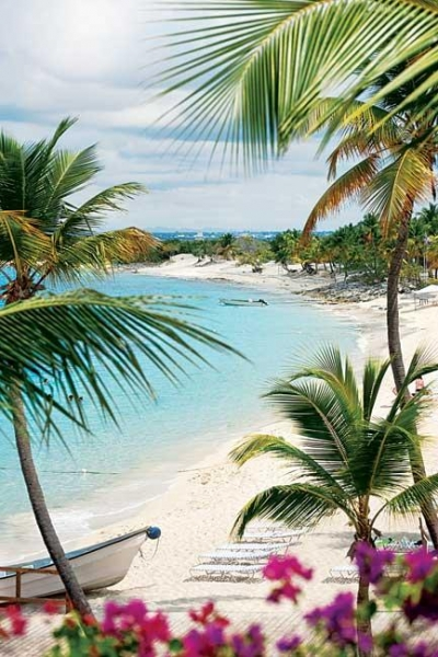 Catalina Beach, Dominican Republic