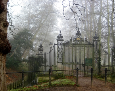 Misty Gate, Cambridge, England