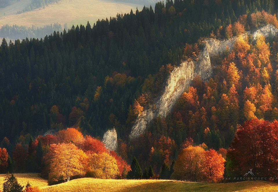 Pieniny Mountains, Poland