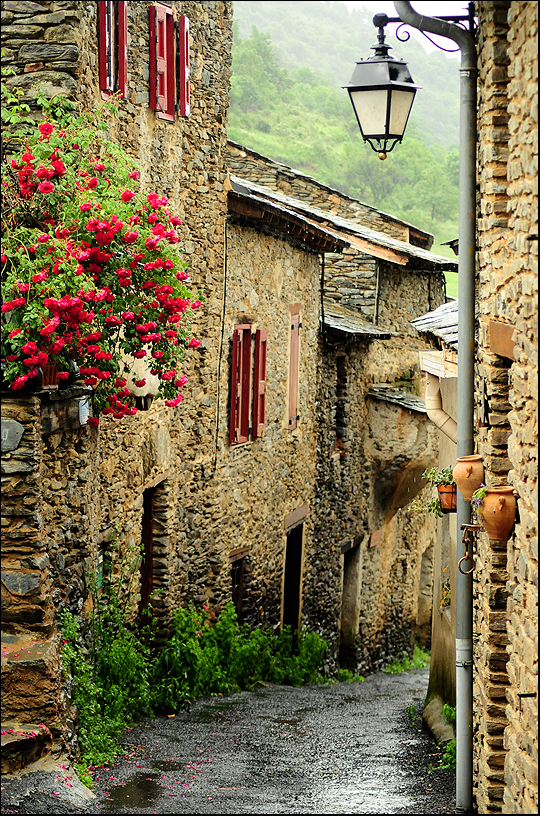 Évol, France