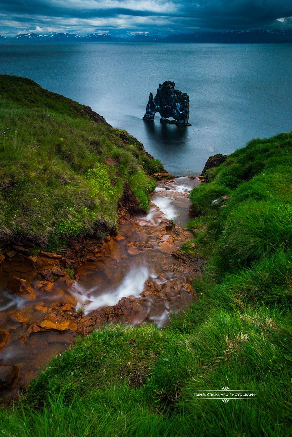Hvitserkur, Iceland