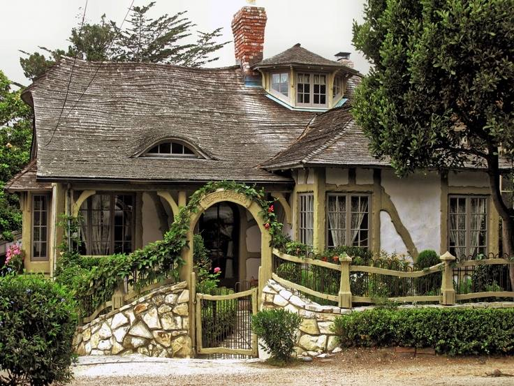 House in Carmel, California