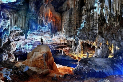 São Bernardo III Cave, Brazil