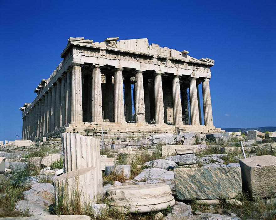 Acropolis, Athens 1