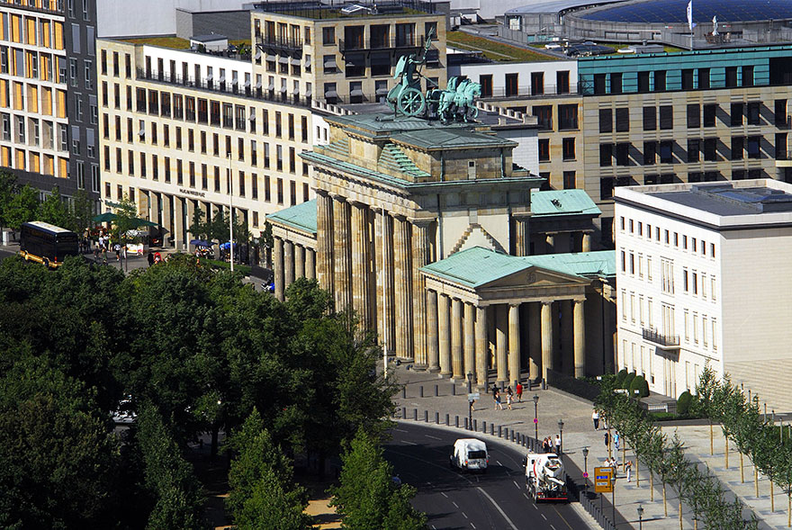 Brandenburg Gate, Berlin 2