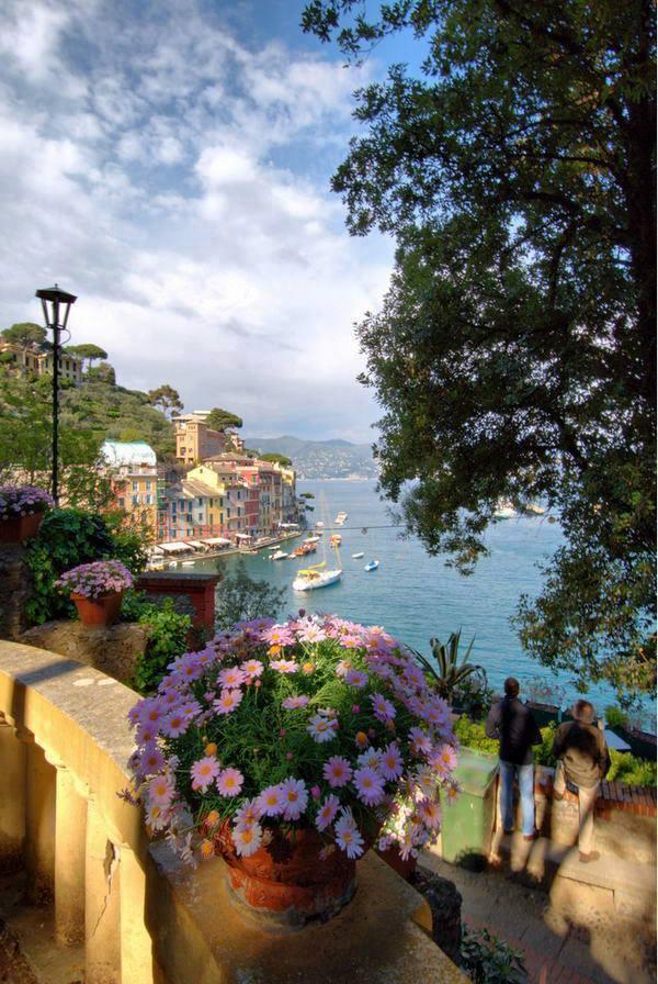Cinque Terre, Portofino, Italy