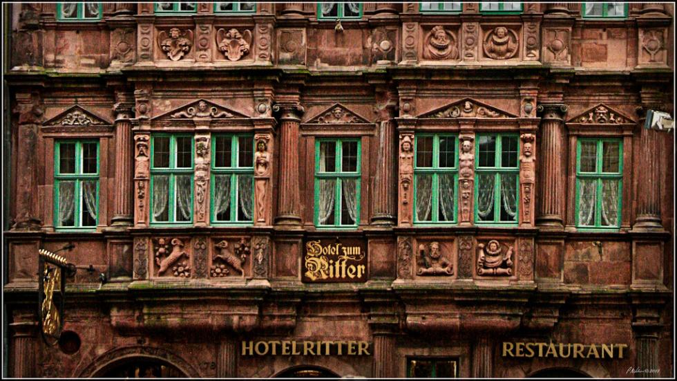 Hotel zum Ritter, Heidelberg, Germany