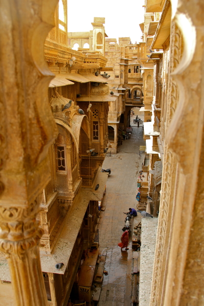Malka Pol, Jaisalmer, Rajasthan, India
