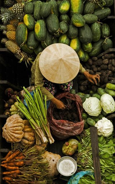 Market, Vietnam
